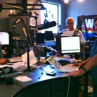 Photo taken at 99.5 WQYK by Lizz H. on 7/13/2012