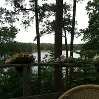 Photo taken at Thagard Lake by Jeanne M. on 5/5/2012