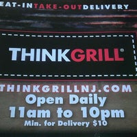 Photo taken at ThinkGrill by Nehemiah G. on 3/27/2012