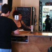 Снимок сделан в Tioli's Crazee Burger пользователем Christine P. 5/5/2012