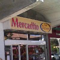 Photo taken at El mercadito de la Piovera by Javi B. on 3/12/2012