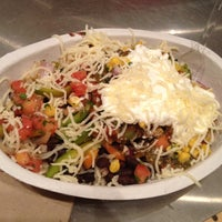 Photo taken at Chipotle Mexican Grill by Poonam A. on 8/31/2012