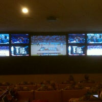 Photo taken at Lucky's Race & Sports Book (Riviera) by Darrion b. on 4/1/2012