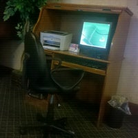 Photo taken at Best Western Computer room by John M. on 6/24/2012
