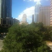 Photo taken at Radisson Hotel & Suites Austin Downtown by Greg B. on 7/25/2012