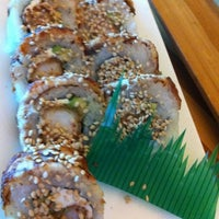 Photo taken at Sensei Sushi Bar by John S. on 2/25/2012