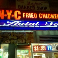 Photo taken at NYC Fried Chicken Corporation by Tony M. on 2/6/2012