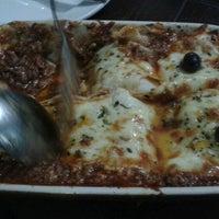 Photo taken at Casa da Pizza by DannyQueiroz on 7/30/2012