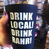 Photo taken at Rahr & Sons Brewing Co. by Michelle S. on 7/21/2012