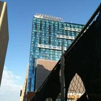 Photo taken at Greektown Casino-Hotel by Jake S. on 5/5/2012