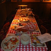Photo taken at Buca di Beppo Italian Restaurant by Philip L. on 5/15/2012