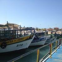 Photo taken at Porto De Galinhos by Bruno Q. on 3/18/2012