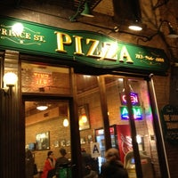 Photo taken at Prince Street Pizza by Carm M. on 2/12/2012