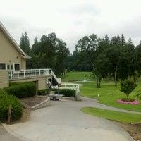 Photo taken at Camas Meadows Golf Club by Sheri Fresonke H. on 8/1/2012