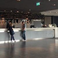 Photo taken at Van der Valk Hotel Middelburg by Rachelle d. on 6/7/2012