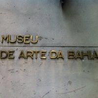 Photo taken at Museu de Arte da Bahia by Leo P. on 6/3/2012