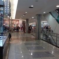 Photo taken at Shopping Jardim das Américas by Marcio J. on 9/4/2012