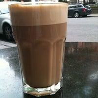 Photo taken at Caffé Nero by Kyana H. on 7/26/2012