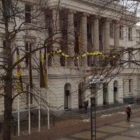 Photo taken at Rathaus Krefeld by Joachim N. on 2/20/2012