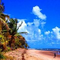 Photo taken at Praia de Taipus de Fora by Jose Geraldo P. on 4/22/2012