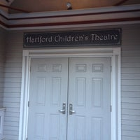 Photo taken at Hartford Childrens Theatre by Celeste Z. on 3/22/2012