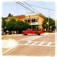 Photo taken at Downtown Ellicottville by Alyssa on 5/28/2012