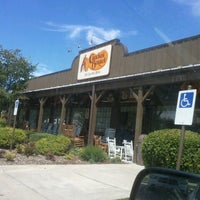 Photo taken at Cracker Barrel Old Country Store by Christine S. on 7/26/2012