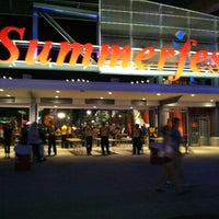 Photo taken at Summerfest South Gate by Tyler H. on 6/30/2012