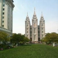 Photo taken at Church Plaza by Eddy on 8/12/2012