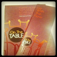 Photo taken at On The Table Restaurant by Charly E. on 8/29/2012