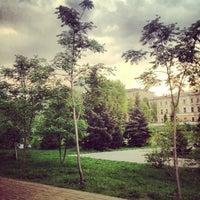 Photo taken at Парк «Чёрное озеро» by Katerina D. on 5/9/2012