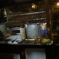 Photo taken at Sate & Soto Gandapura by sonny on 6/10/2012