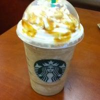 Photo taken at Starbucks by Itzel V. on 8/16/2012