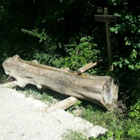 Photo taken at Schweinsbrunnen by Patrick D. on 8/4/2012