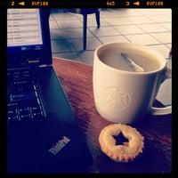 Photo taken at Starbucks by Jonathan M. on 4/16/2012