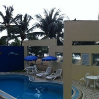 Photo taken at Hotel Blue Tree Towers Recife by Leandro M. on 3/29/2012