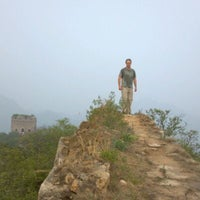 """Photo taken at 香巴拉宫 Shambhala at the Great Wall (Red Capital Ranch) by Noam """"N.G."""" G. on 6/3/2012"""