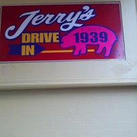 Photo taken at Jerry's Drive In by Wendy B. on 12/16/2011