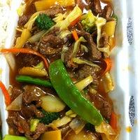 Photo taken at Chopstick Oriental Restaurant by Tisha G. on 8/22/2011