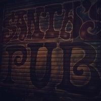 Photo taken at Santa's Pub by Annie C. on 5/6/2012