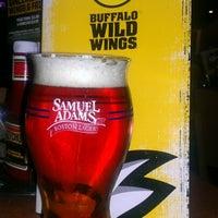 Photo taken at Buffalo Wild Wings by Tim G. on 8/12/2012