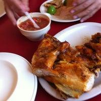 Photo taken at Pollo Feliz by Mike C. on 3/9/2012