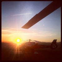 Photo taken at Maverick Aviation Group by Martin G. on 3/15/2012