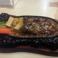 Photo taken at Dunia Steak by Nana M. on 1/24/2012
