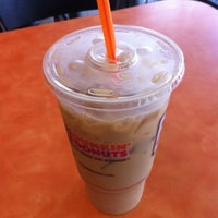 Photo taken at Dunkin' Donuts by Bryan on 8/2/2012