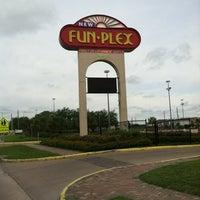 Photo taken at Fun-Plex by David P. on 4/20/2012