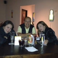 Photo taken at Sinestesia Cultural Pub by Andres S. on 1/28/2012