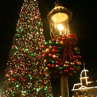 Photo taken at Main Street, U.S.A. by Cakes on 12/28/2010