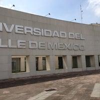 Photo taken at Universidad del Valle de México Campus Coyoacan by Gabriela P. on 7/26/2012