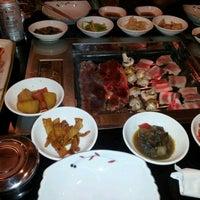 Photo taken at Chang Jing Korean BBQ by John C. on 6/17/2012